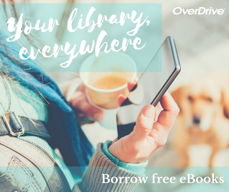 your library everywhere: borrow free eBooks