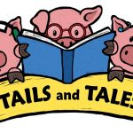 tails and tales: 3 little pigs